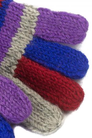 Manusi de lana - Color combo 282