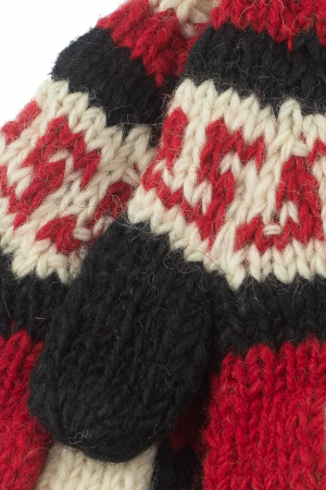 Manusi de lana - Color combo 311