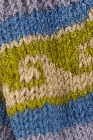 Manusi de lana - Color combo 331
