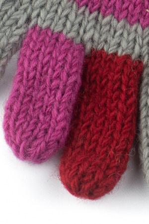 Manusi de lana - Color combo 392