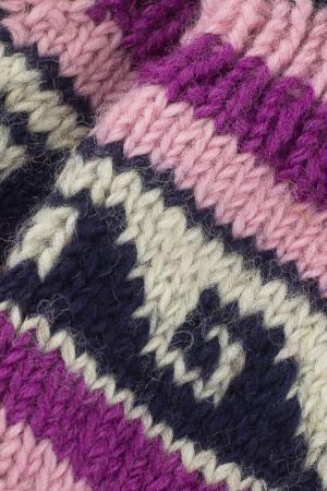 Manusi de lana - Color combo 412