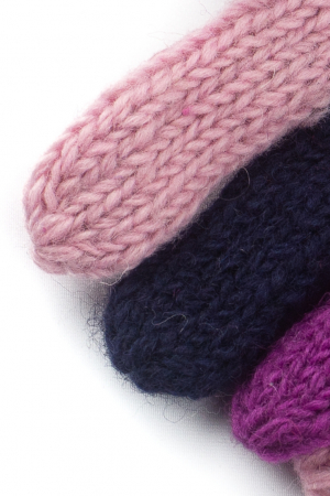 Manusi de lana - Color combo 411