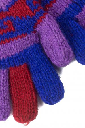 Manusi de lana - Color combo 421