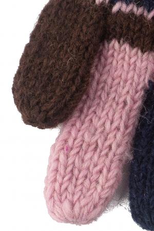 Manusi de lana - Color combo 462