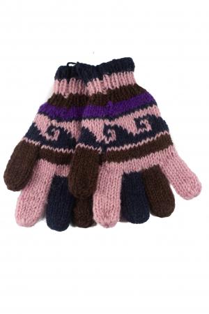 Manusi de lana - Color combo 460