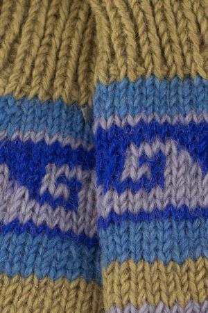 Manusi de lana - Color combo 511