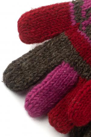 Manusi de lana - Color combo 531