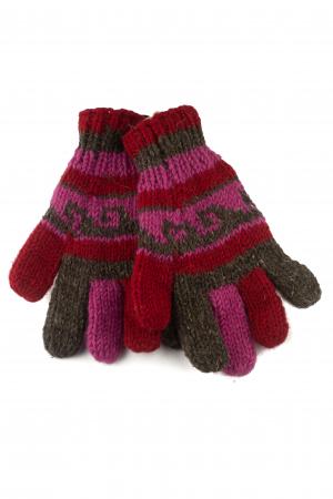 Manusi de lana - Color combo 530
