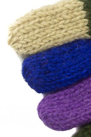 Manusi de lana - Color combo 652