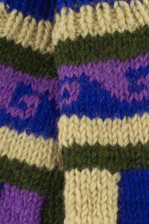 Manusi de lana - Color combo 651