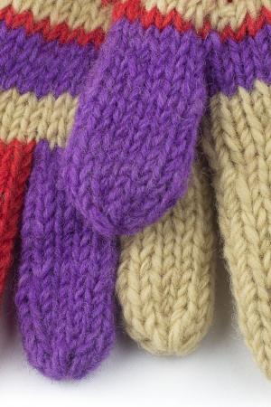 Manusi de lana - Color combo 661