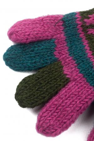 Manusi de lana - Color combo 731