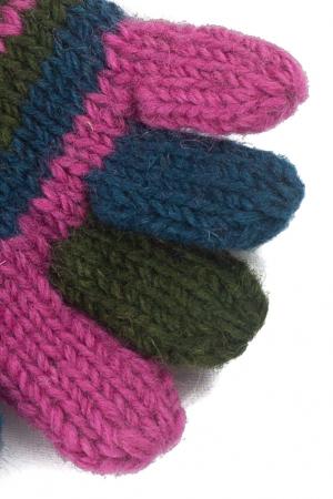 Manusi de lana - Color combo 771