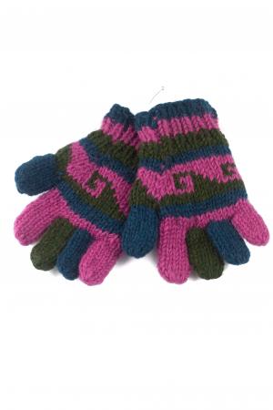 Manusi de lana - Color combo 770