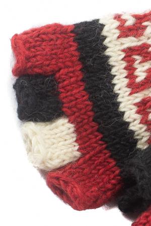 Manusi de lana fingerless - COMBO 792