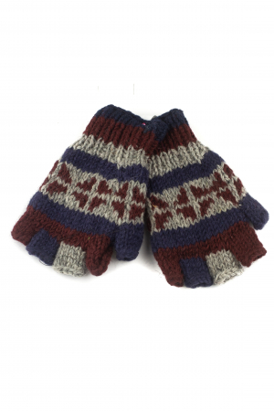 Manusi de lana fingerless - COMBO 82 [0]
