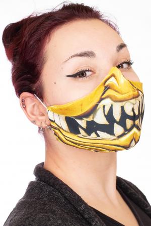 Masca bumbac cu filtru pentru adulti - Smile1