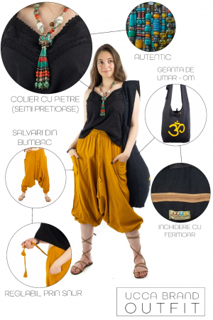 Outfit Ucca - Festival in natura [0]