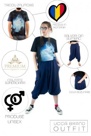 Outfit Ucca - Albastru marin [0]