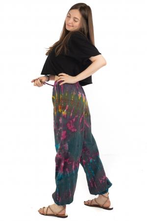 Pantaloni Tie-Dye - Multicolori [2]