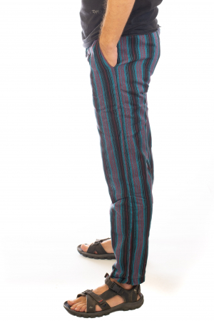 Pantaloni cu dungi - Model 2 [1]