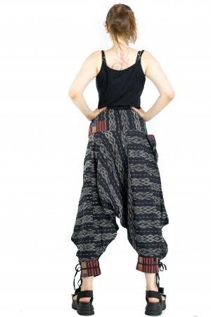 Pantaloni cu motive etnice - model 11 [3]