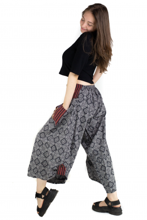 Pantaloni cu motive etnice - model 7 [2]