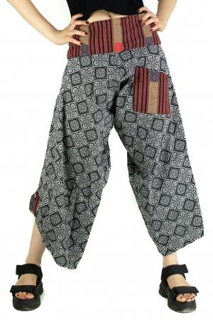 Pantaloni cu motive etnice - model 7 [0]