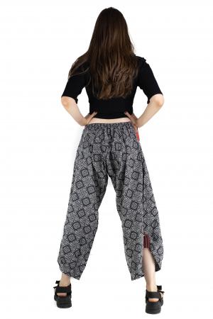 Pantaloni cu motive etnice - model 7 [5]