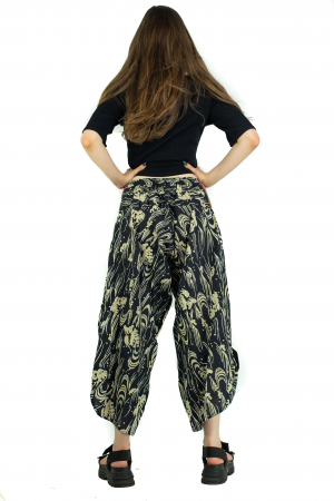 Pantaloni cu motive etnice - model 9 [3]
