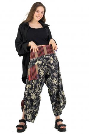 Pantaloni cu motive etnice - model 9 [5]