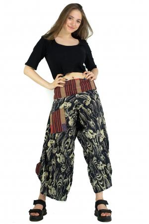 Pantaloni cu motive etnice - model 9 [1]