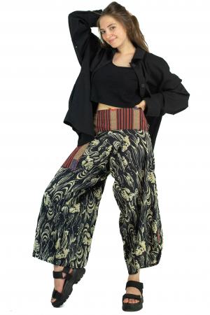 Pantaloni cu motive etnice - model 9 [4]