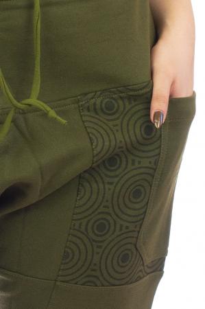 Pantaloni lejeri din bumbac - Model 1 A7312
