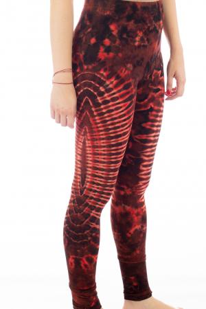 Pantaloni elastici din bumbac pentru Yoga - Model 34