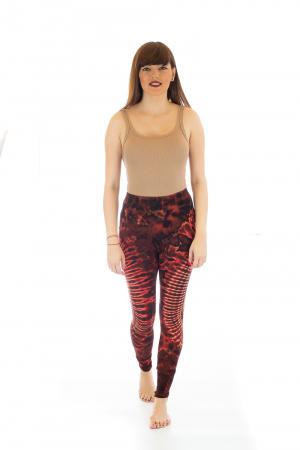 Pantaloni elastici din bumbac pentru Yoga - Model 31