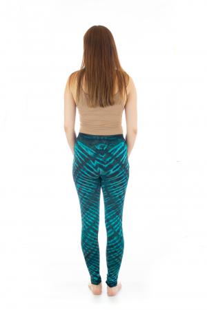 Pantaloni elastici din bumbac pentru Yoga - Model 55
