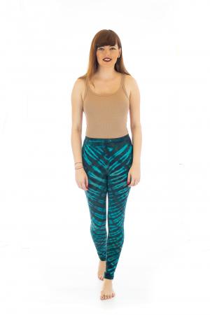 Pantaloni elastici din bumbac pentru Yoga - Model 51