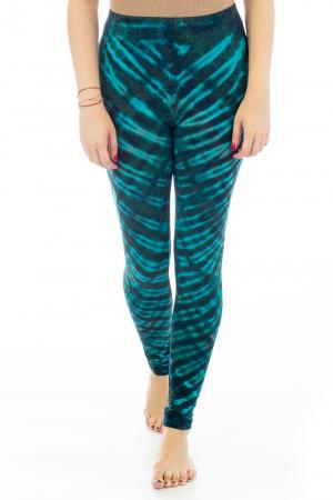Pantaloni elastici din bumbac pentru Yoga - Model 50