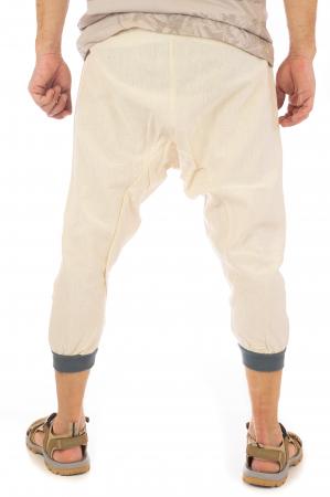 Pantaloni tip salvari trei sferturi - Model 13