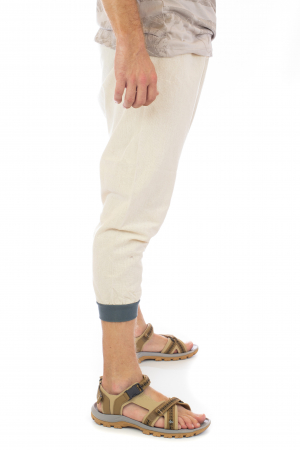 Pantaloni tip salvari trei sferturi - Model 12