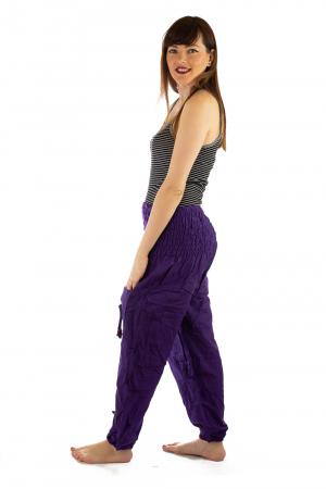 Pantaloni Lejeri - Mov1
