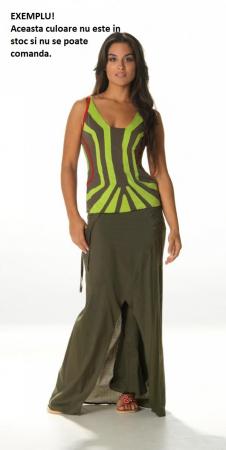 Pantaloni tip fusta LIME - PA125322