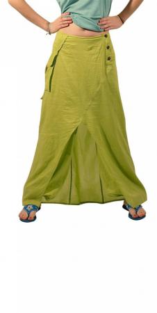 Pantaloni tip fusta LIME - PA125320