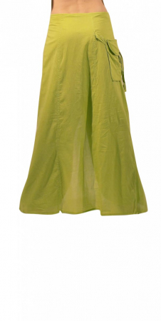 Pantaloni tip fusta LIME - PA125321