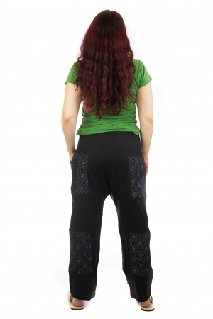 Pantaloni lejeri din bumbac - Model 2 A7313