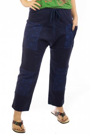 Pantaloni lejeri din bumbac - Model 3 A7311