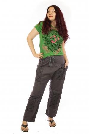 Pantaloni lejeri din bumbac - Model 4 A7310