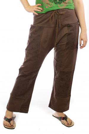 Pantaloni lejeri din bumbac - Model 6 A731 [1]