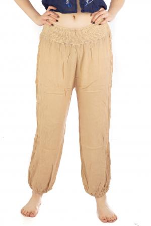 Pantaloni lejeri unicat - Sand Storm [0]